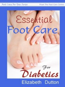 Essential Footcare for Diabetics by Elizabeth Dutton