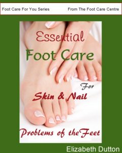 Essential Footcare by Elizabeth Dutton