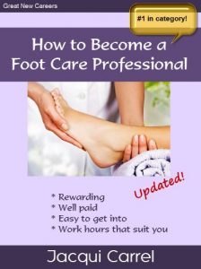How to become a Footcare Professional by Elizabeth Dutton