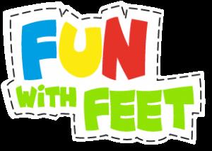 Fun with Feet logo
