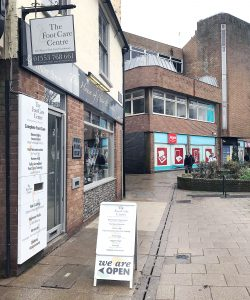 The Footcare Centre Kings Lynn