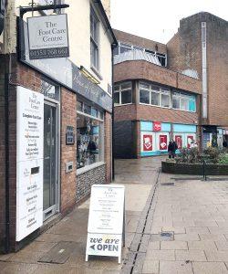 The Footcare Centre Kings Lynn
